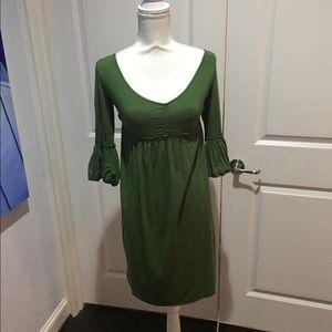 Green Max Studio Dress 👗